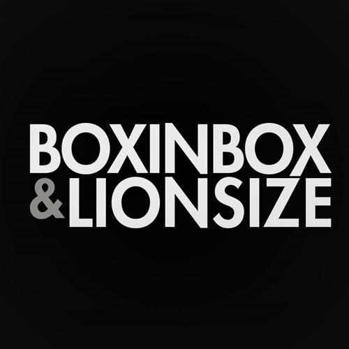 Boxinbox & Lionsize